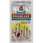 GNAWLERS PETTIDE BONE 6PCS