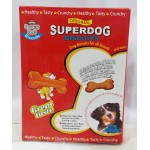 SUPERDOG BISCUITS 1KG