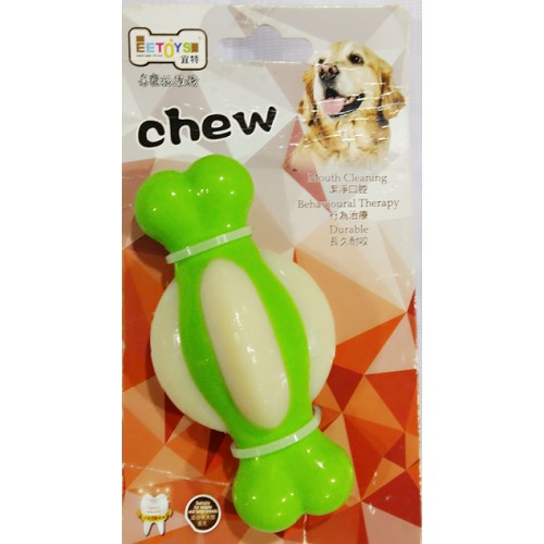 MOUTH CLEANING PLASTIC TOY SMALL