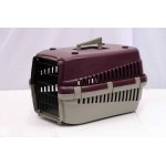 PLASTIC PET CARRIER 49X33X30 CM