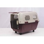 PLASTIC PET CARRIER 71X53X58