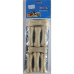 "Chew Bone Feed (3"" x 8pcs - 25gms)"