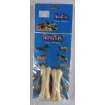 "Chew Bone Feed ( 3"" x 2pcs - 100gms)"