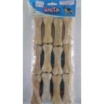 "Chew Bone Feed (3"" x 12pcs - 500gms)"