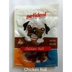 Petideal chicken Roll 100gm