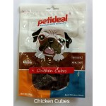 petideal Chicken Cubes 100gm