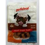 Petideal Heart Shape Sushi 100gm