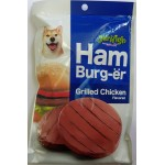 Jerhigh Ham Burger Grilled Chicken