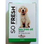 SO FRESH tea tree oil SOAP (75gms)