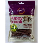 Gnawlers  Puppy Snack TWIST STICK Chicken Flav 400g