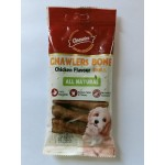Gnawlers Bone Chicken Flavor (small 6pcs)