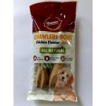 Gnawlers Bone Chicken Flavor (medium 2pcs)