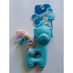 PUPPY RUBBER CHEW TOY