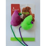 SOFT RAT TOY FOR CAT