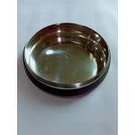 Anti Skid Steel Bowl W/Rubber Coated (Small)
