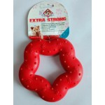 EXTRA STRONG STAR SHAPE PREMIUM RUBBER TOY