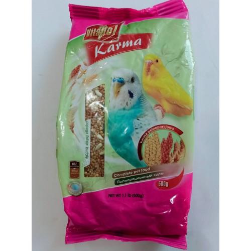 Vitapol Karma FOOD FOR BUDGIE (500gm)