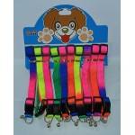Rainbow Puppy Collar 1.5cm